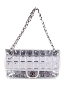 Chanel Ice Cube Pvc Cross Body Bag