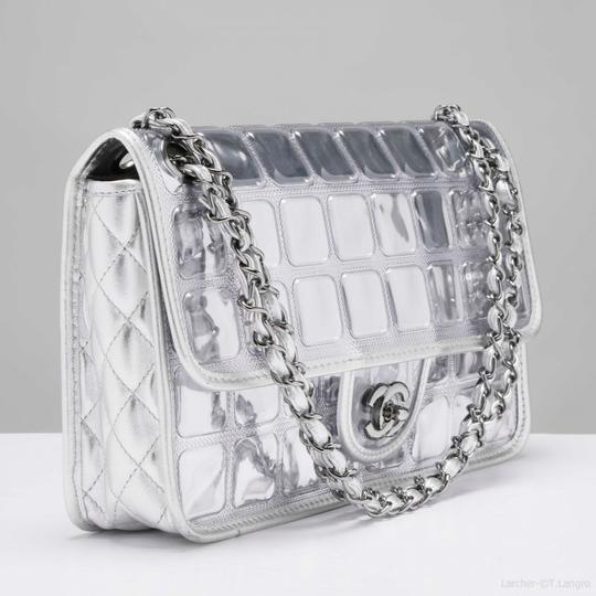 Chanel Ice Cube Pvc Cross Body Bag Image 2