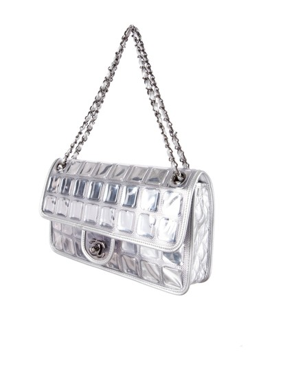 Chanel Ice Cube Pvc Cross Body Bag Image 3
