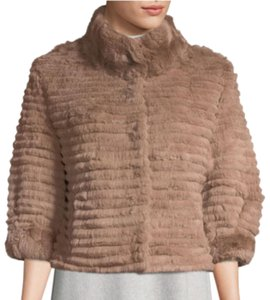 Tory Burch Cropped Formal Neiman Marcus Fur Coat