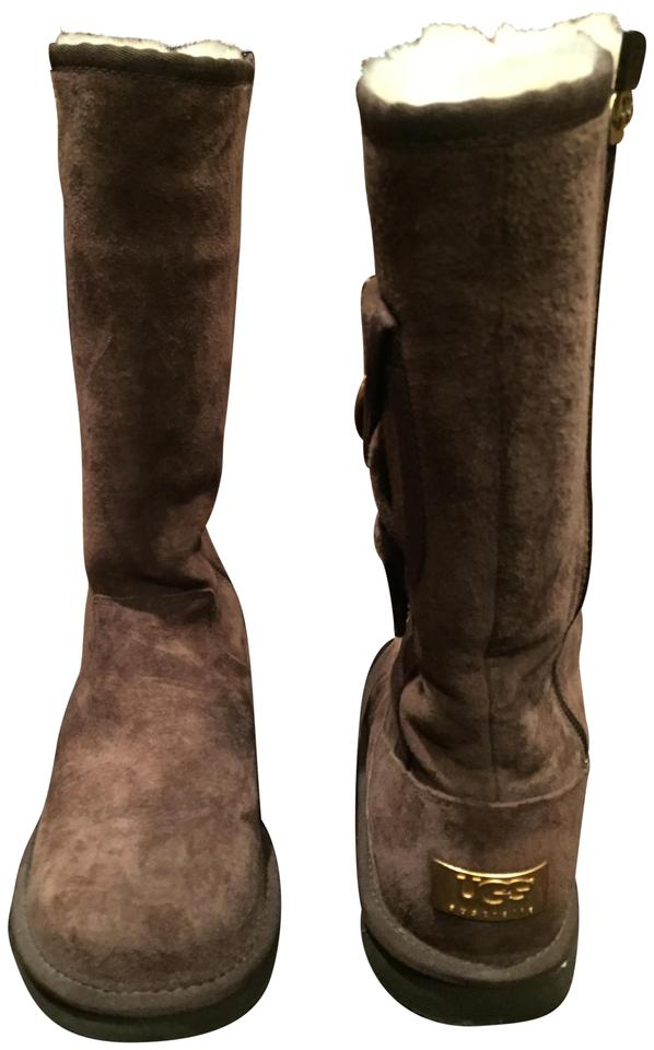 7fe32d8a693 Brown S/N 1895 Boots/Booties