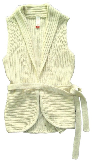 Preload https://img-static.tradesy.com/item/24388759/no-boundaries-ivory-knitted-belted-sleeveless-sweater-cardigan-s-activewear-outerwear-size-4-s-0-1-650-650.jpg