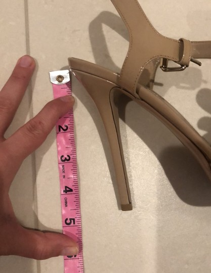 Valentino Heels Bow Pumps Nude Sandals Image 11