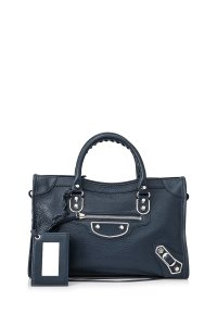Balenciaga Tote in Nuit Fonce