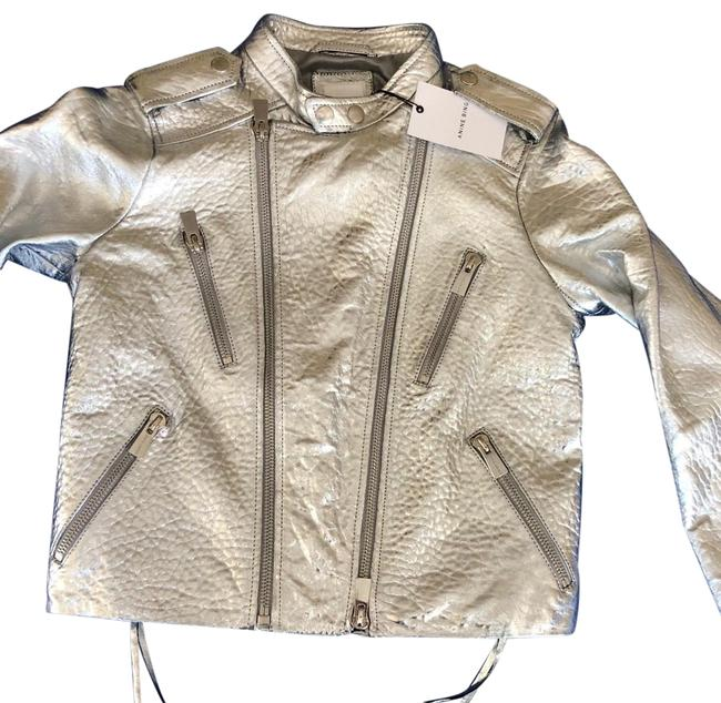 ANINE BING Motorcycle Jacket Image 0