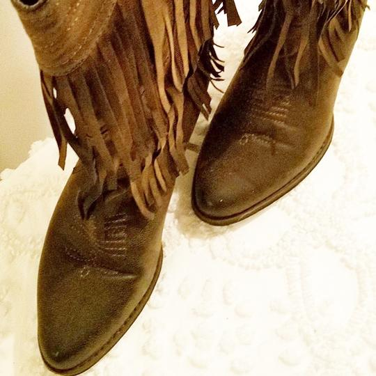 N/A Brown Boots Image 4