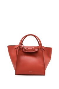 Céline Tote in Fox Red
