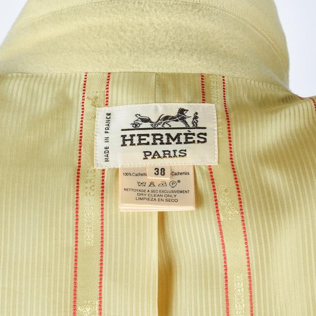 Hermès Jacket Car Pea Coat Image 9