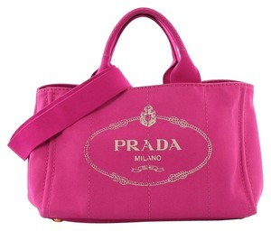 4d898063a360 Pink Prada Bags - Up to 90% off at Tradesy