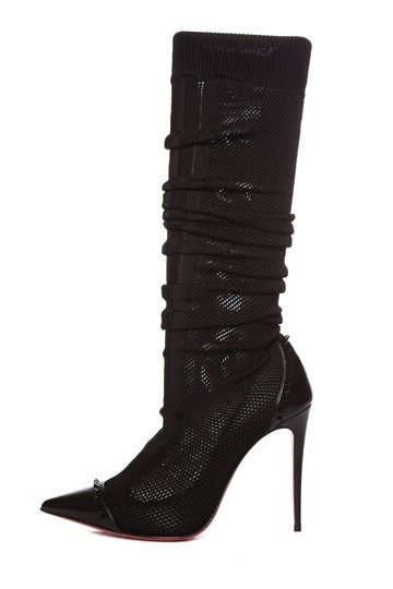 Preload https://img-static.tradesy.com/item/24389666/christian-louboutin-black-souricette-spiked-tall-sock-bootsbooties-size-eu-395-approx-us-95-regular-0-0-540-540.jpg