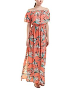 Coral Maxi Dress by 1.STATE Off Shoulder Maxi Summer