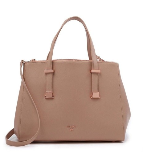 Preload https://img-static.tradesy.com/item/24389794/ted-baker-aminaa-adjustable-handle-shopper-mink-beige-leather-satchel-0-0-540-540.jpg