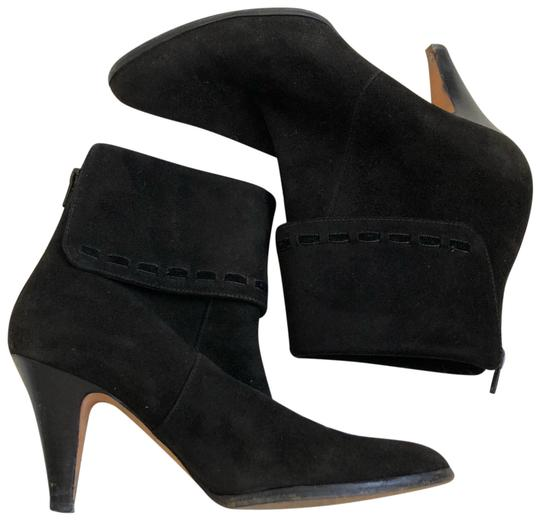 Saks Fifth Avenue black Boots Image 0