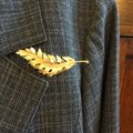 Vintage Coro Signed Brooch Vintage Coro Signed Image 4