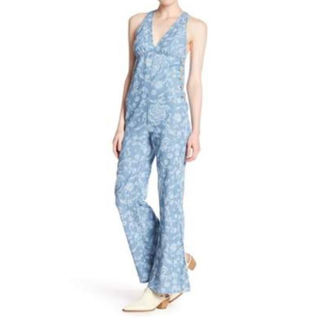 Preload https://img-static.tradesy.com/item/24389958/free-people-blue-dance-all-night-birthday-batik-romperjumpsuit-0-0-650-650.jpg
