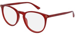 Gucci Women Round Eyeglasses