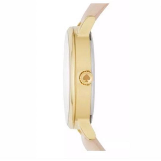 Kate Spade Kate Spade Women's Metro Quartz Vachetta Watch Quartz 'resolutions', Image 3