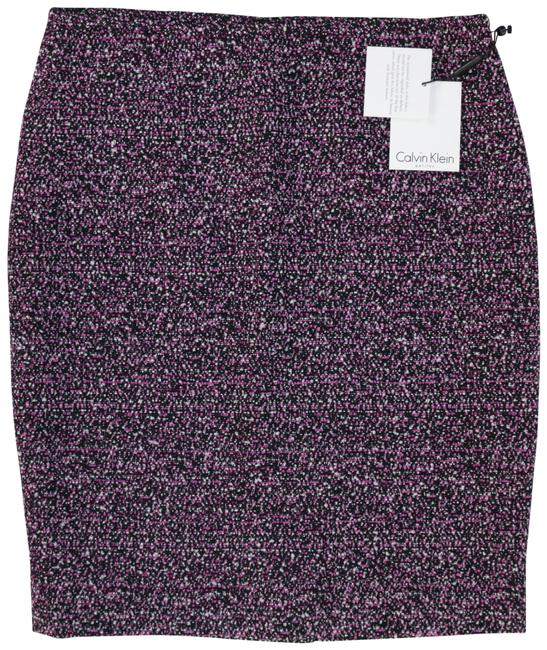 Preload https://img-static.tradesy.com/item/24390318/calvin-klein-black-and-violetpurplepinkwhite-chic-and-textured-modern-fabric-pencil-skirt-size-petit-0-5-650-650.jpg