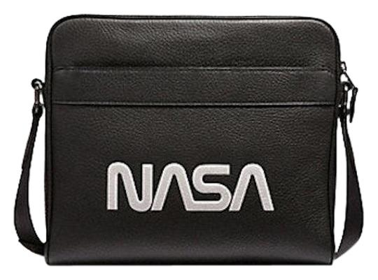 Preload https://img-static.tradesy.com/item/24390389/coach-new-men-s-f28319-charles-camera-nasa-black-leather-cross-body-bag-0-1-540-540.jpg
