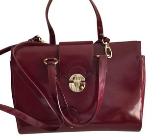 Other Tote in Burgundy