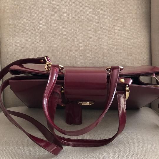 Other Tote in Burgundy Image 1