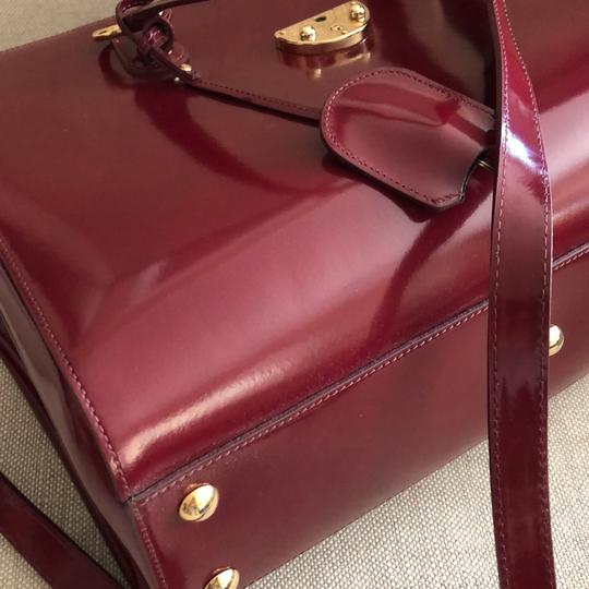 Other Tote in Burgundy Image 10