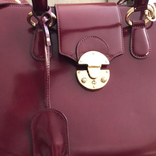 Other Tote in Burgundy Image 4
