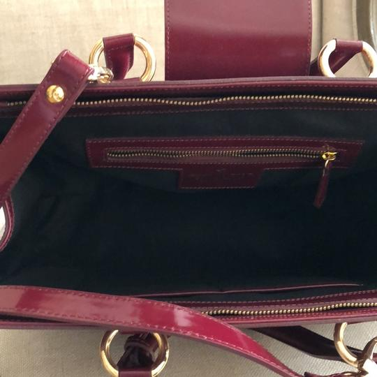Other Tote in Burgundy Image 5