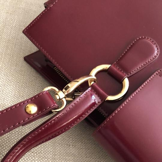 Other Tote in Burgundy Image 7