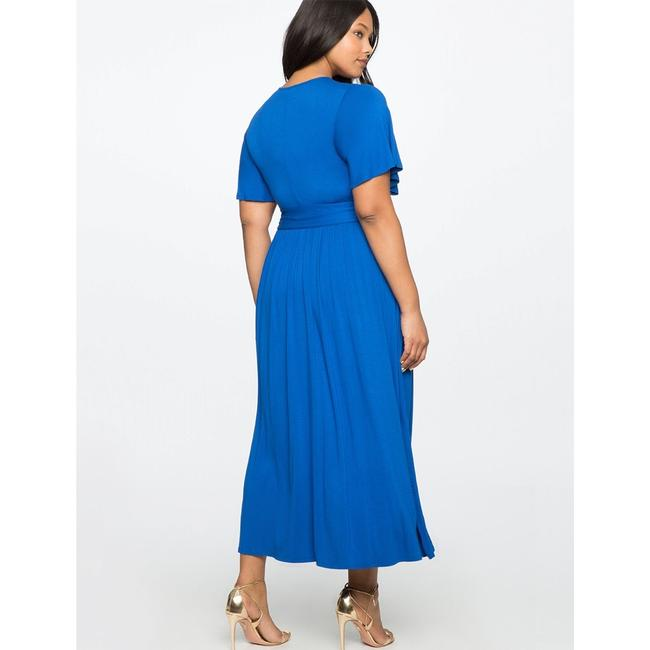 blue Maxi Dress by Eloquii Image 1