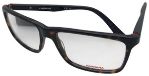 Carrera New CARRERA Eyeglasses CA 8801 TRD 57-17 145 Tortoise & Black Frame