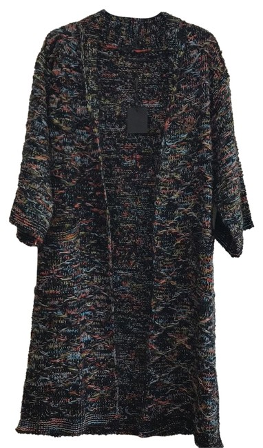 Preload https://img-static.tradesy.com/item/24390642/black-combo-colorful-cardigan-size-os-one-size-0-1-650-650.jpg