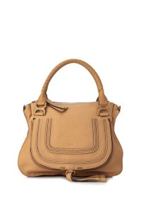 Chloé Tote in Bleached Brown