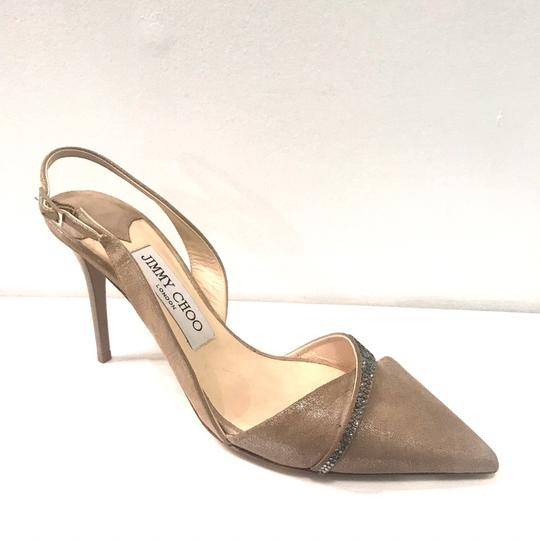Jimmy Choo camel cream Formal Image 1