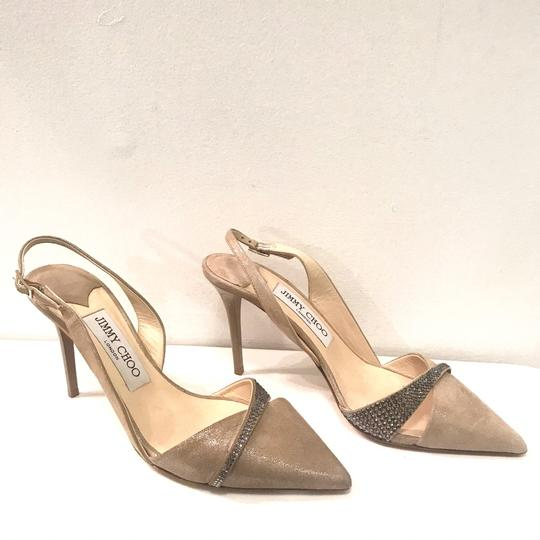 Jimmy Choo camel cream Formal Image 2