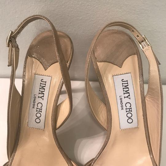 Jimmy Choo camel cream Formal Image 3