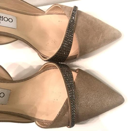 Jimmy Choo camel cream Formal Image 4