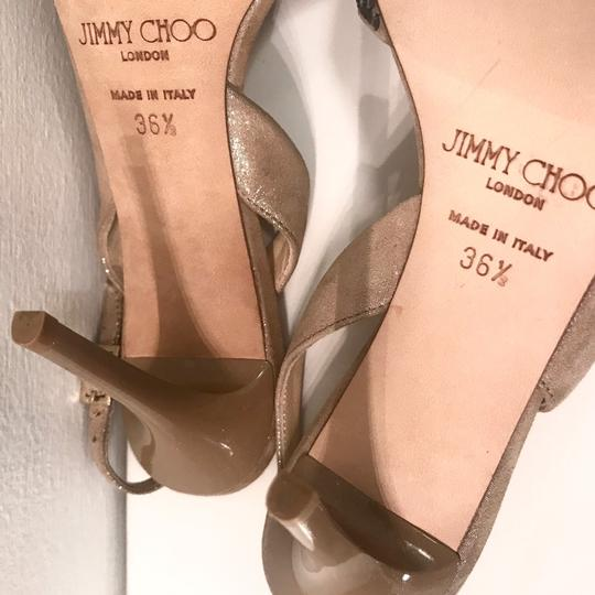 Jimmy Choo camel cream Formal Image 9