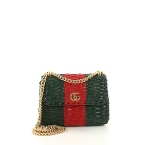 5136fb420e077c Added to Shopping Bag. Gucci Shoulder Bag. Gucci Cestino Wicker Mini ...