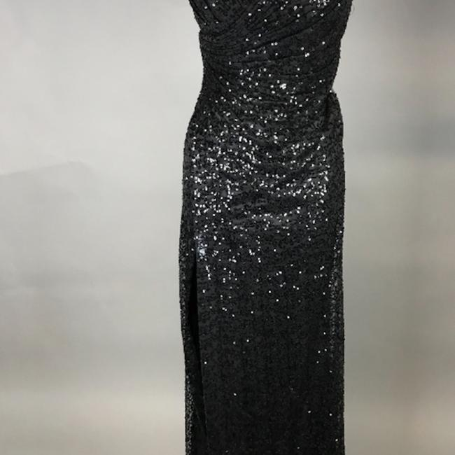 Unknown Gown Sequins Gown Sweetheart Gown Strapless Gown Dress Image 1