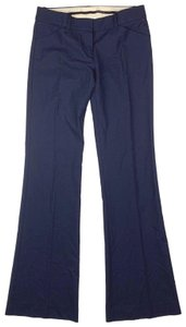 Theory Wide Leg Pants Blue
