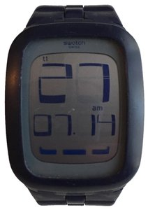 Swatch Touch Bluebite (SURN104) Plastic/Silicone Digital Watch