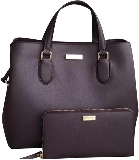 Preload https://img-static.tradesy.com/item/24391385/kate-spade-evangeline-patterson-drive-with-neda-wallet-mahogany-saffiano-leather-satchel-0-7-540-540.jpg