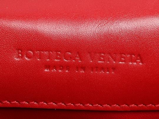 Bottega Veneta Bv.p1023.10 Crocodile Knot Reduced Price Shoulder Bag Image 8