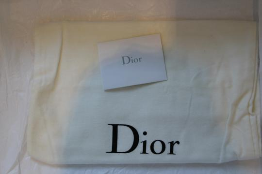 Dior Rutched Flat Suede GREY/ TAUPE Boots Image 2
