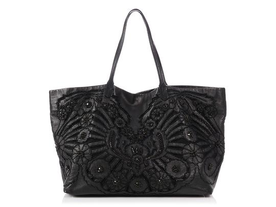 Preload https://img-static.tradesy.com/item/24391542/valentino-crystal-embellished-black-leather-tote-0-0-540-540.jpg