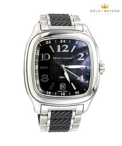 David Yurman David Yurman Belmont GMT Watch