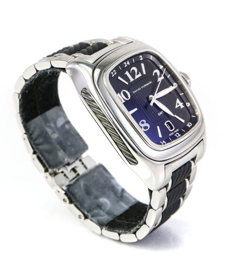David Yurman David Yurman Belmont GMT Watch Image 2