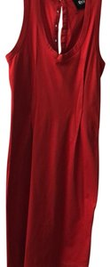 red Maxi Dress by Dolce&Gabbana