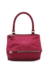 Givenchy Tote in fig pink